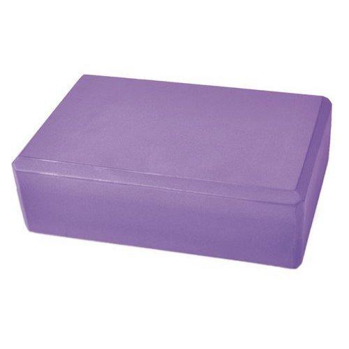GOGO Foam Yoga Block, 3x6x9 inches Yoga Block, Yoga Accessories (Price for SINGLE PIECE)