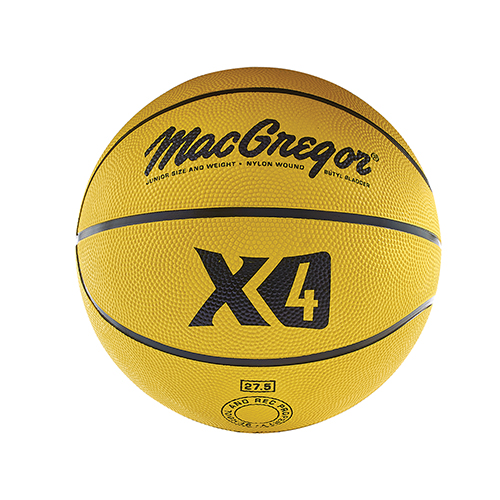 "MacGregor Multicolor Basketballs - Junior Size (27.5"")"