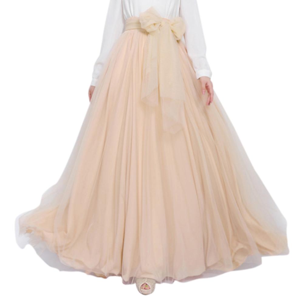 opentip toptie waist high vara bow maxi skirt