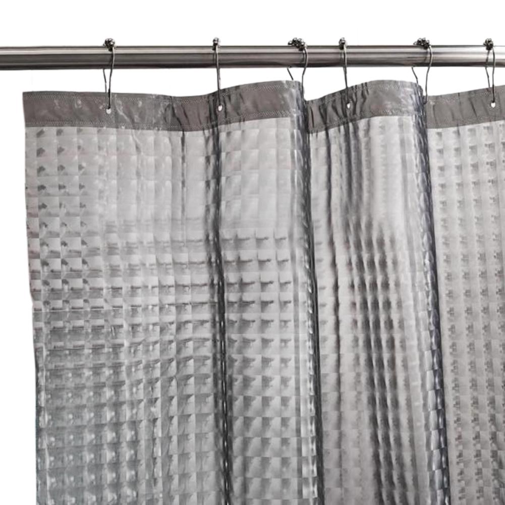 Aspire Mildew Free Shower Curtain Liner With Metal Rust Proof Grommets