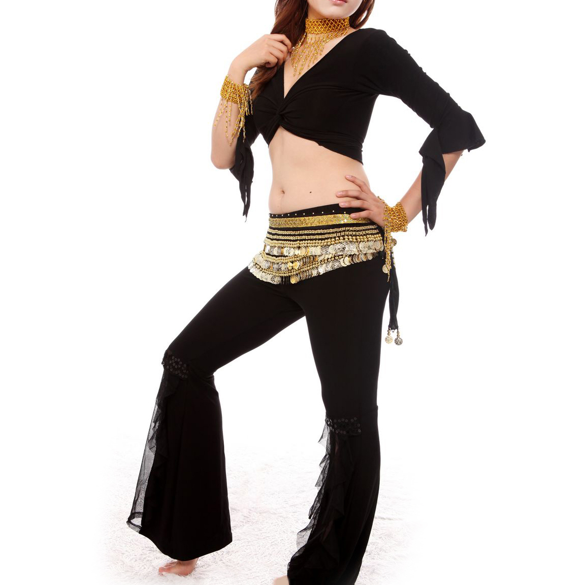 Opentip.com: BellyLady Practice Egyptian Belly Dance ...