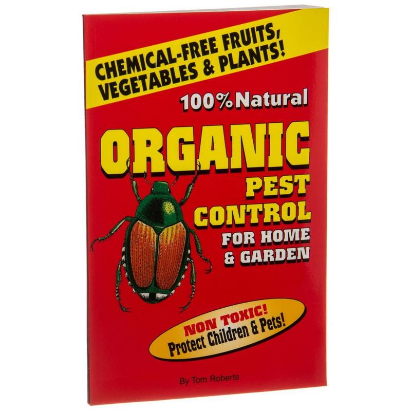 Opentip.com: Books Organic Pest Control For Home & Garden