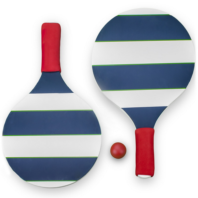 how to play paddle ball