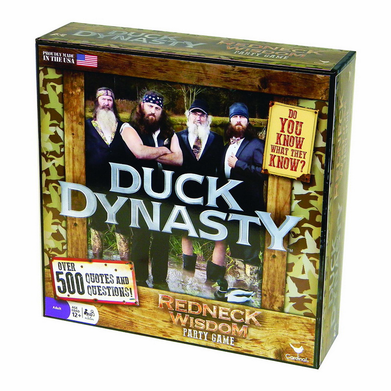 Opentip com brybelly duck dynasty redneck wisdom family party game