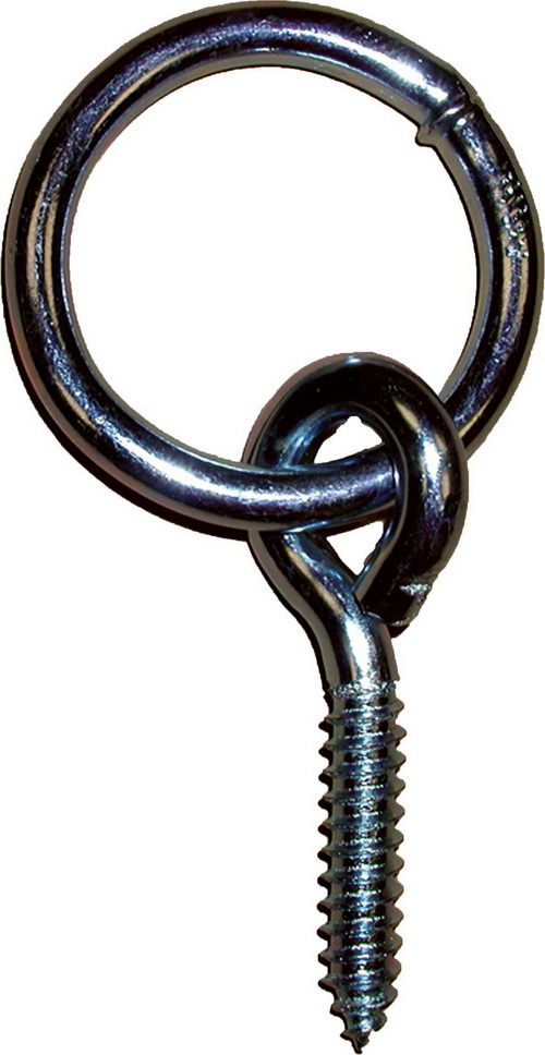 Hindley Lag Thread 14H Hitching Ring / 2 Inch - 11615