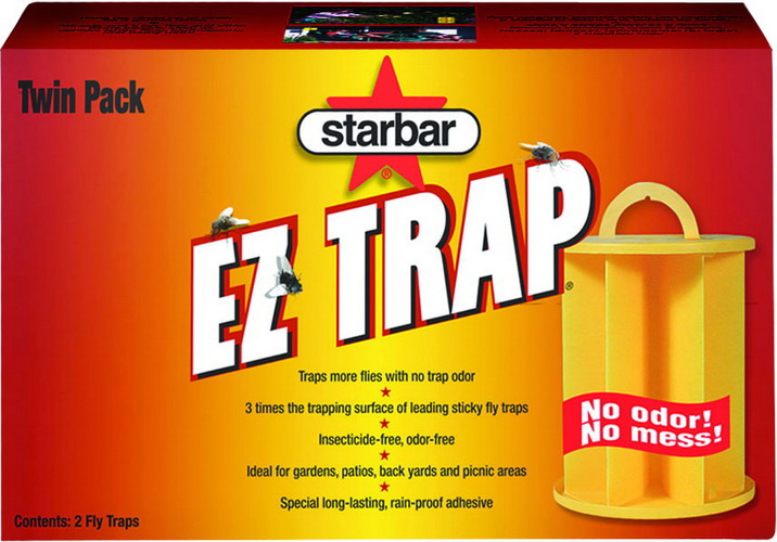 Starbar Ez Trap Fly Trap - 2 Pack