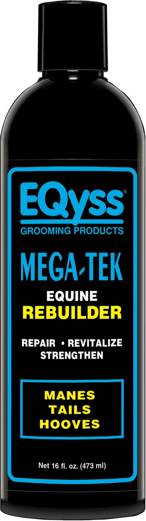 Eqyss Mega-Tek Equine Rebuilder Hoof/Mane/Tail - 16 Ounce