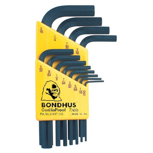 "Bondhus .035"" Hex L-wrench - Long"