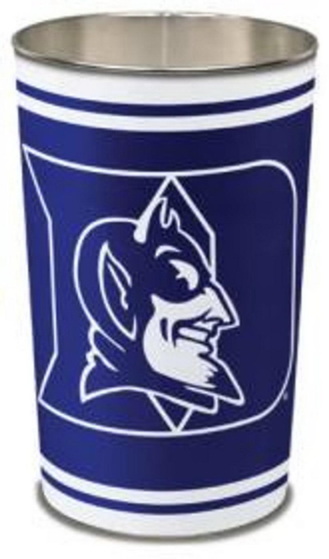 """Duke Blue Devils 15"""" Waste Basket"""