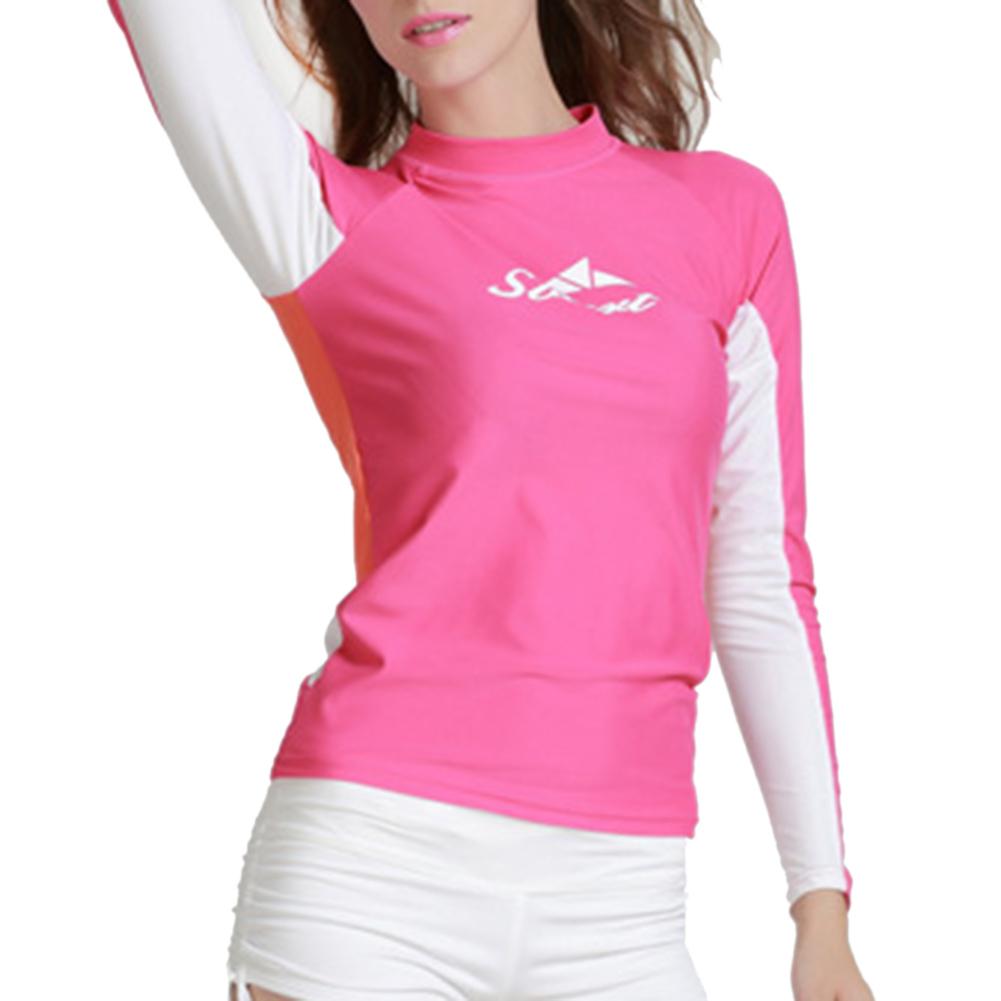 gogo women 39 s swim shirt sun proof clothing