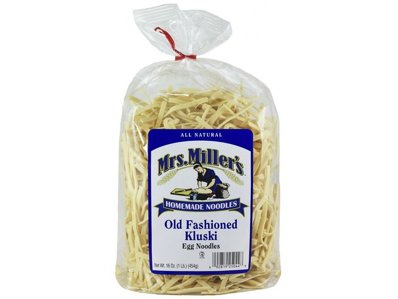 Mrs. Miller's 12/16oz Old Fashioned Kluski Noodles