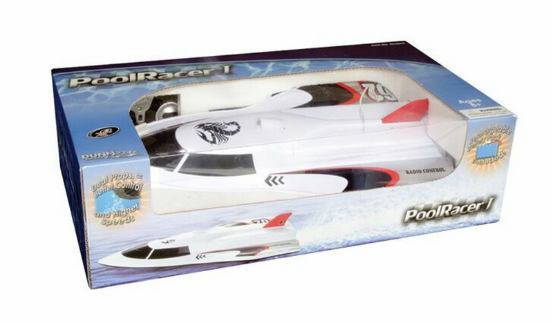 Dunn Rite Rc3362 Poolracer Remote Control Boats Pool Racer I