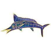 "Eagle Emblems PIN-FISH, MARLIN  (1"")"