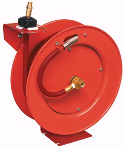 lincoln ln83753 3 8 air hose reel 50 by lincoln see other products