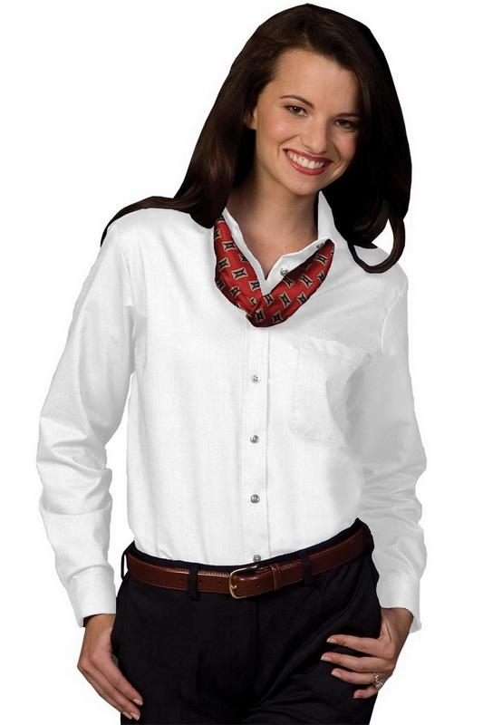 Edwards Garment 5077 Oxford Shirt Women 39 S