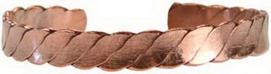 AzureGreen JBCO Copper Cuff bracelet