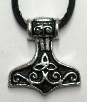AzureGreen JT2272 Norse Thor's Hammer