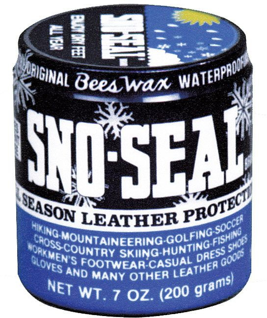 SNO SEAL JAR 8 OZ by liberty mountain
