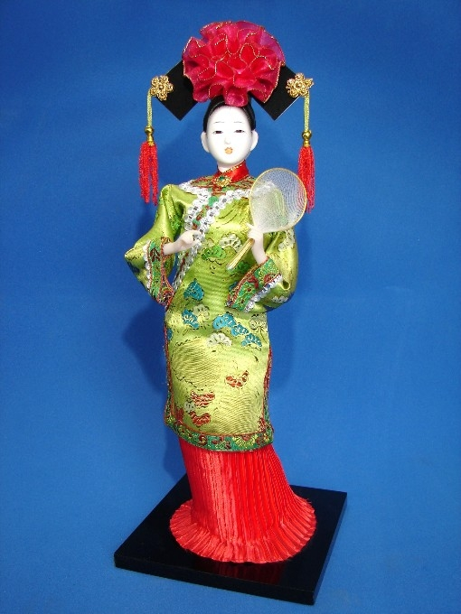 Opentip.com: Feng Shui Import Chinese Collectible Doll ...
