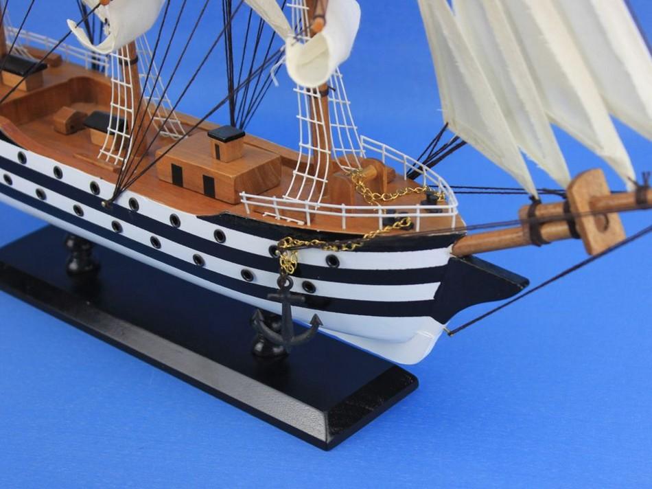 """Handcrafted Model Ships Amerigo 20 Amerigo Vespucci 20"""""""