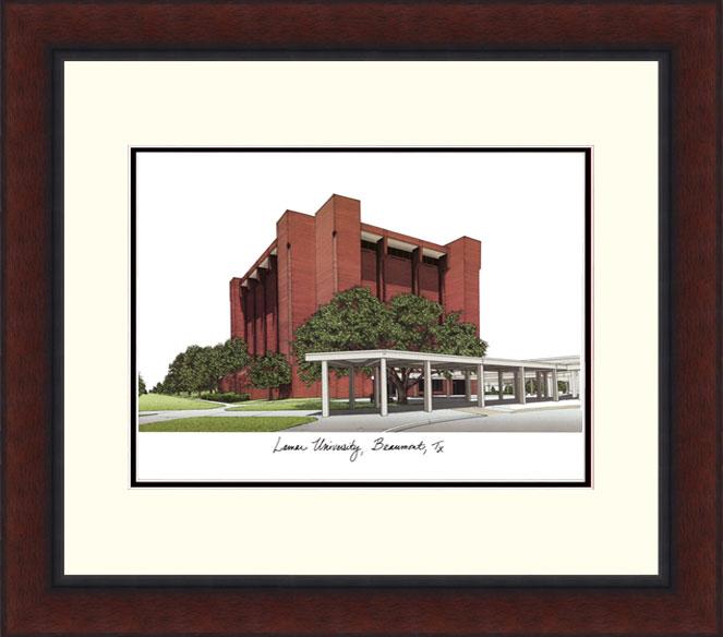 Campus Images Tx994lr Lamar University Legacy Alumnus
