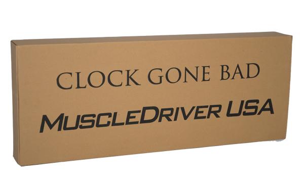 MuscleDriver USA CGB Clock Gone Bad