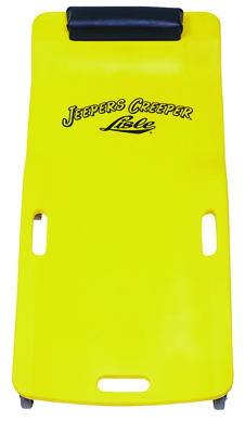 Lisle Plastic Creeper Yellow