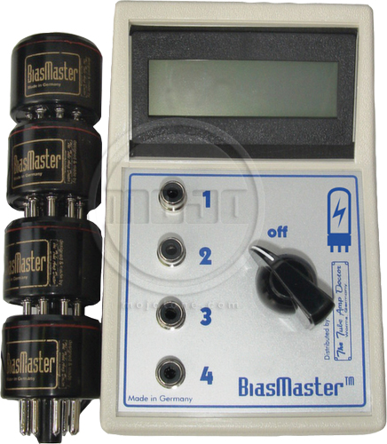Tube Amp Doctor Tube Bias Master