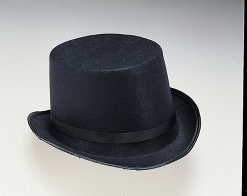 Rubies 49905 Top Hat Child Durashape