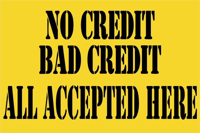 how to get financed for a house with bad credit