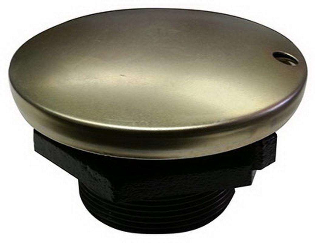 Opentip zee line vented fuel cap with quot cast