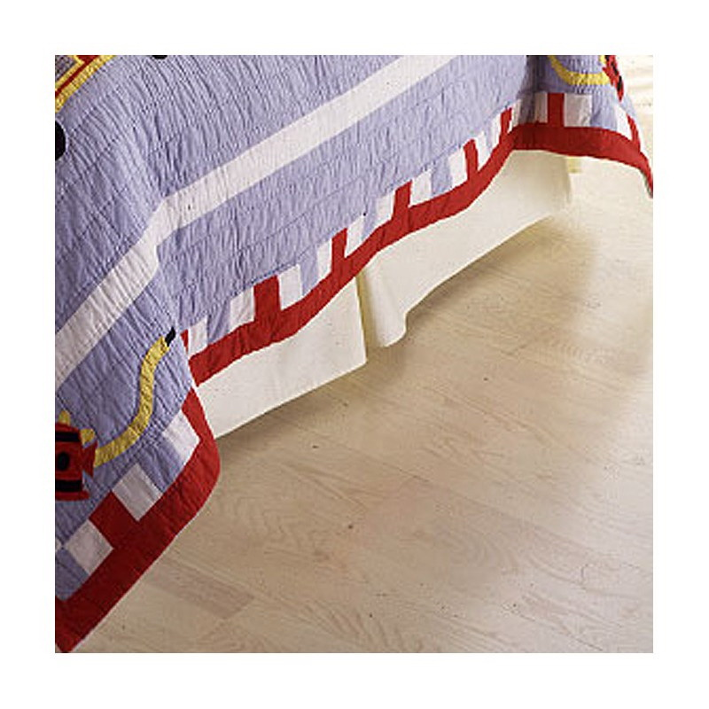 PEM America RF0439TW-4300 Cotton Fire Truck Twin Bed Skirt