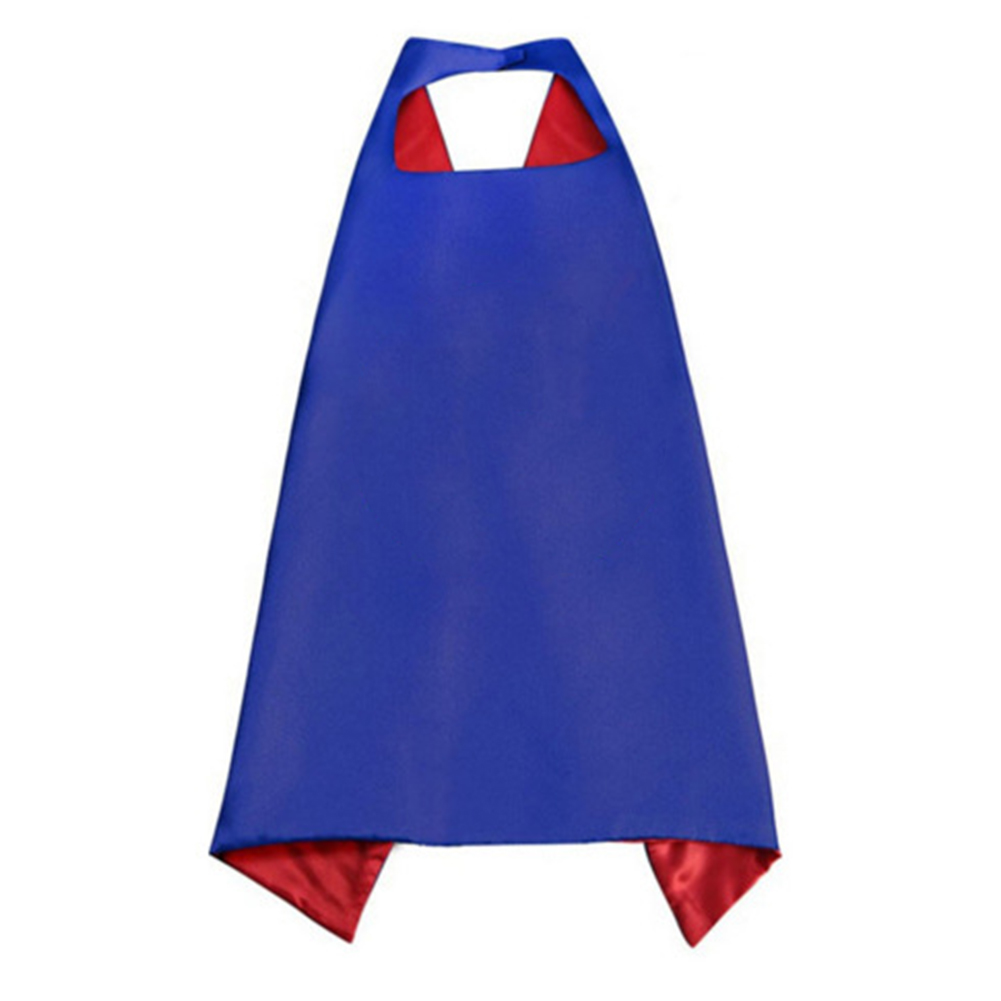 "Muka Adult Superman Double-side Cape For Halloween Cosplay Party, 55"" * 43"""