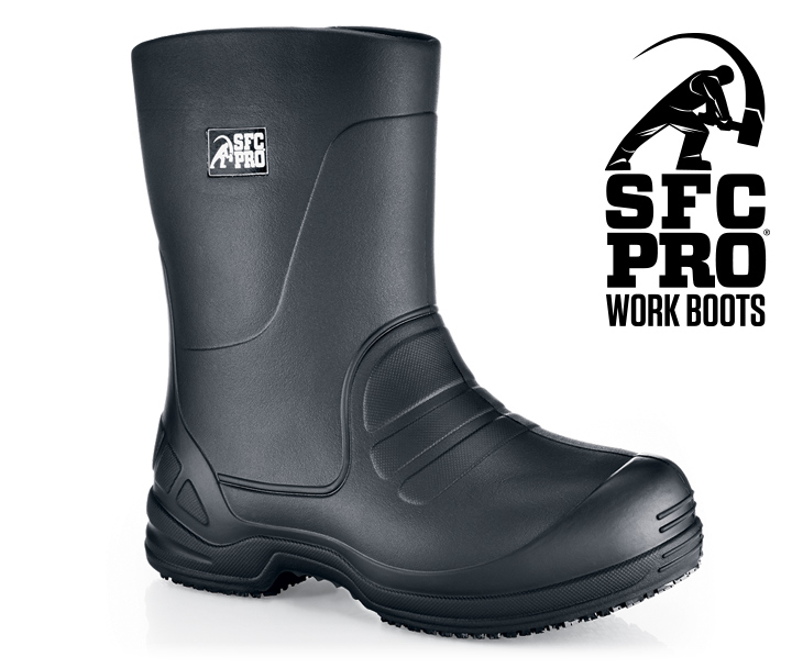 Pro Safety Slip Free Shoes