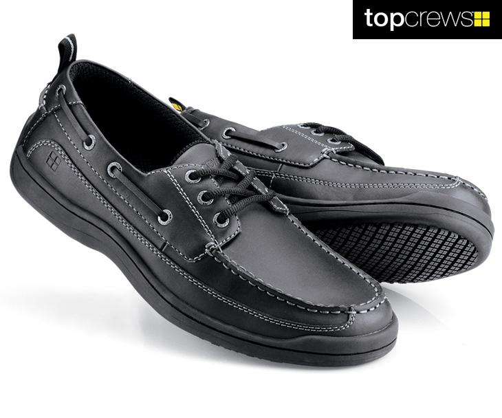 opentip shoes for crews newport s slip resistant