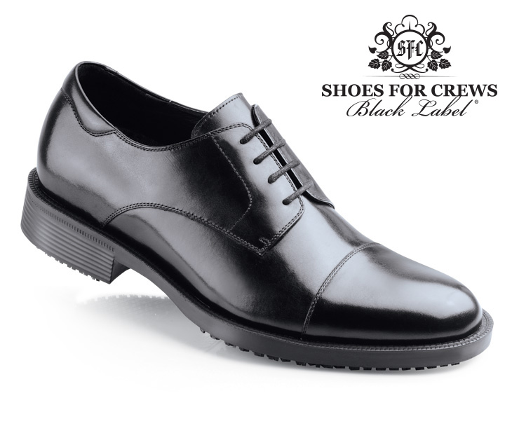 opentip shoes for crews senator s slip resistant
