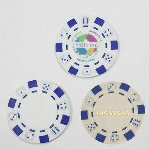 Standard poker chip colors