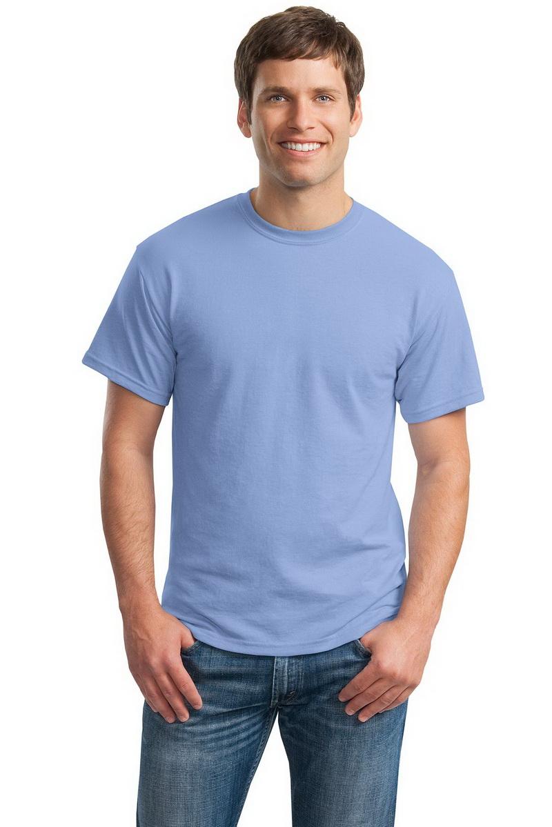 Gildan dryblend 50 cotton 50 dryblendpoly t for Gildan 8000 t shirt