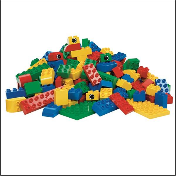 Lego DC250 Duplo Basic Set  (set of 144)
