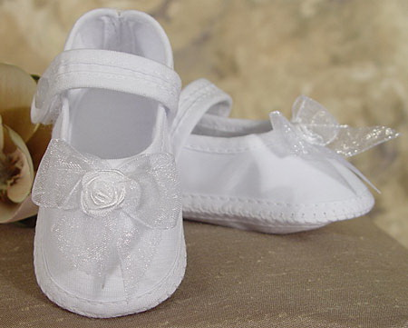 Little Things Mean A Lot 4ORGAS - Girls Organza Shoe