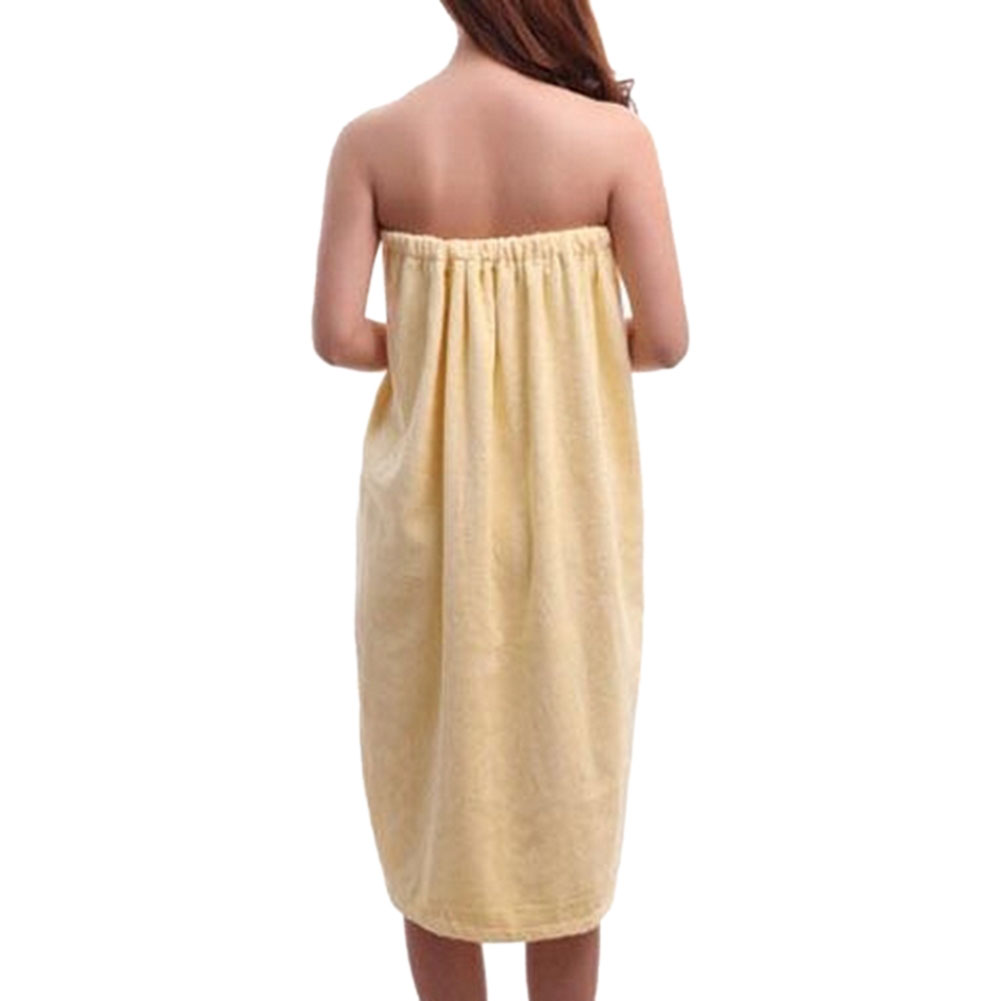 Velcro Shower Towel Wrap: Opentip.com: TopTie Women's Cotton Terry Spa Shower Bath