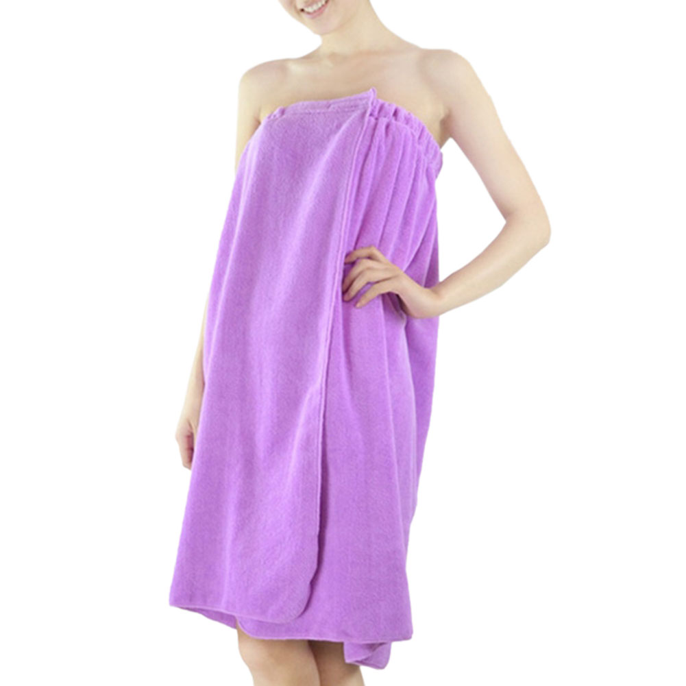 Velcro Shower Towel Wrap: Opentip.com: TopTie Women's Microfiber Terry Spa Bath