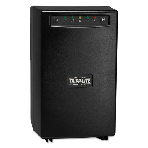 TRIPPLITE TRPOMNIVS1500XL Omnivs1500xl Omnivs Series Avr Ext Run 1500va Ups 120v With Usb, Rj45, 8 Outlet