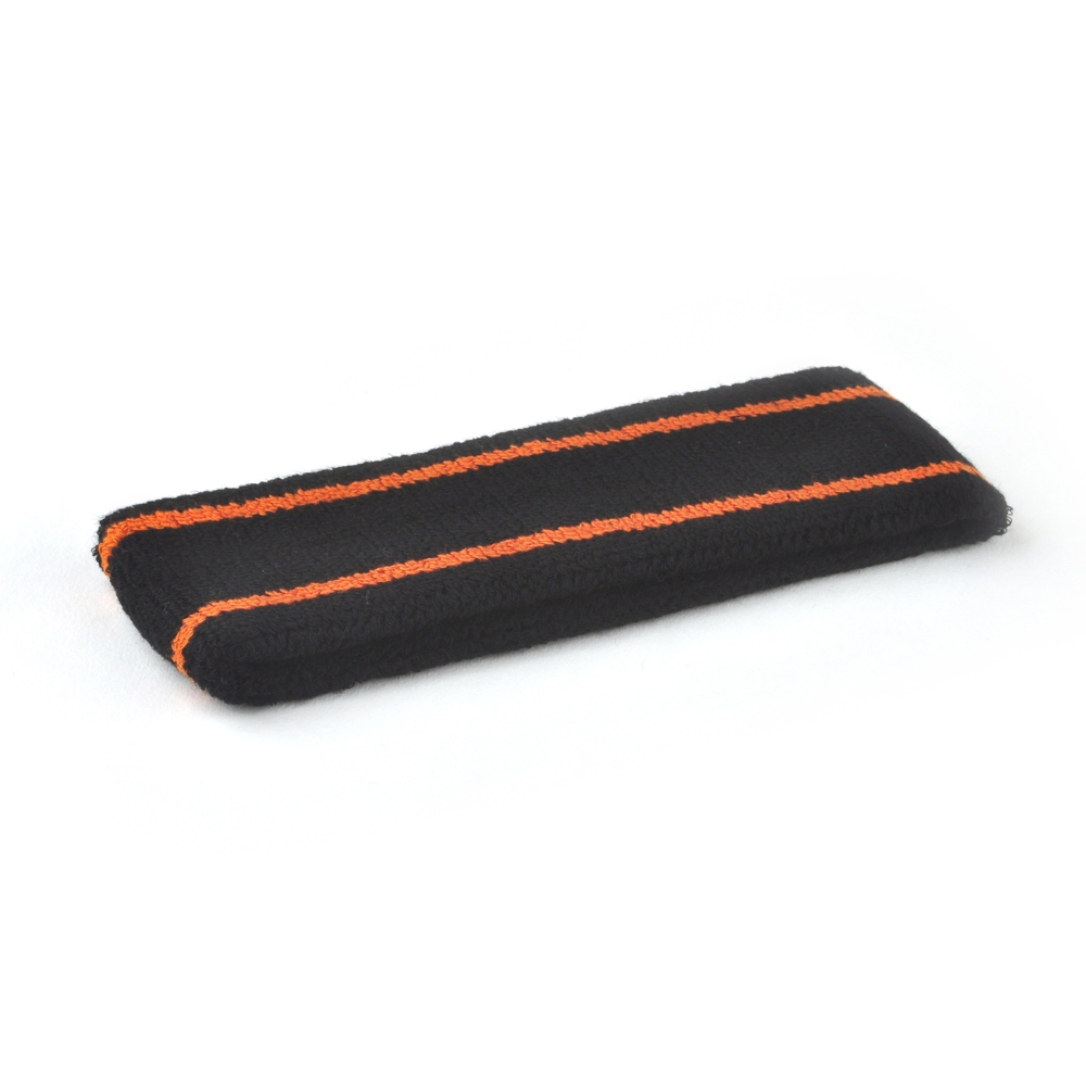 GOGO Thick Stripe Headband / Sweatband - 12 Pieces