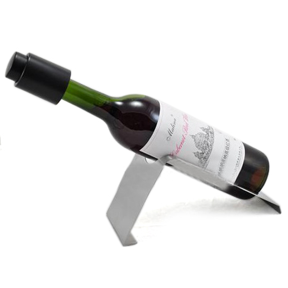 Aspire L Model Wine Bottle Holder Stainless