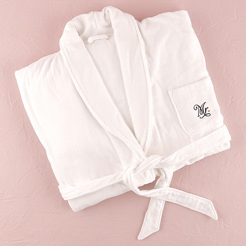 "Weddingstar 7050 ""Mrs."" Bathrobe"