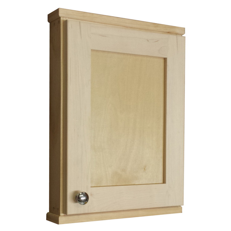 Spice cabinet wall mount