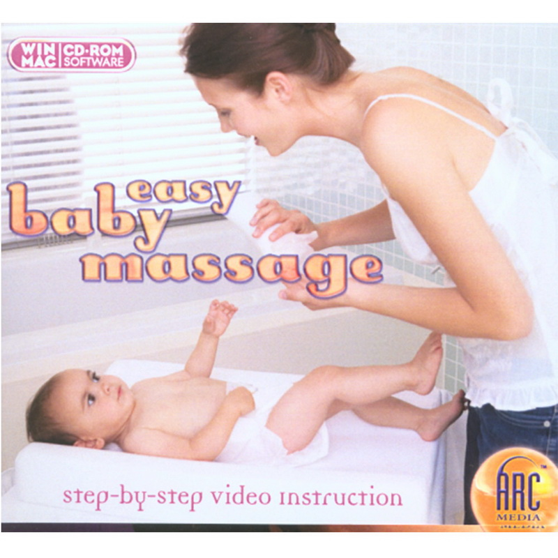 Arc Media 83802 Easy Baby Massage