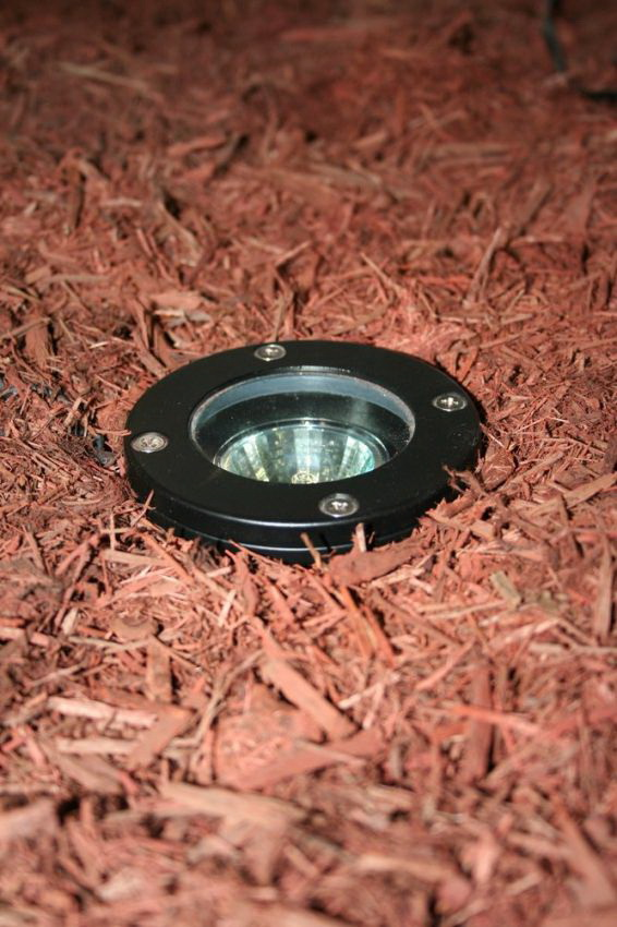 YardBright Fiberglass In Ground Well Light
