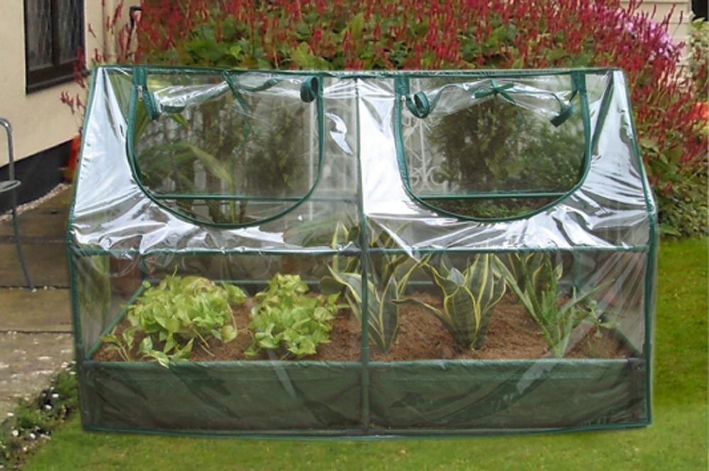 Zenport sh3212a btp garden raised bed and for Raised full bed frame